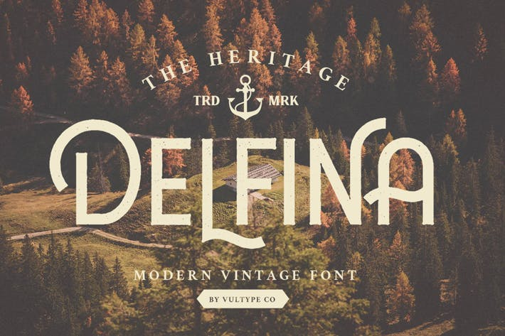 Delfina Vintage Fuente