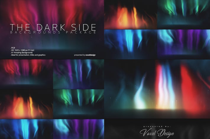 Thumbnail for DarkSide Backgrounds