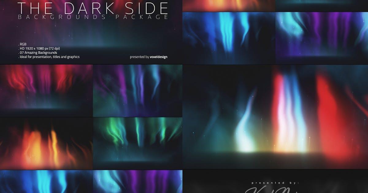 Download DarkSide Backgrounds by voxeldesign