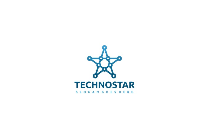 Thumbnail for Technology Star Logo