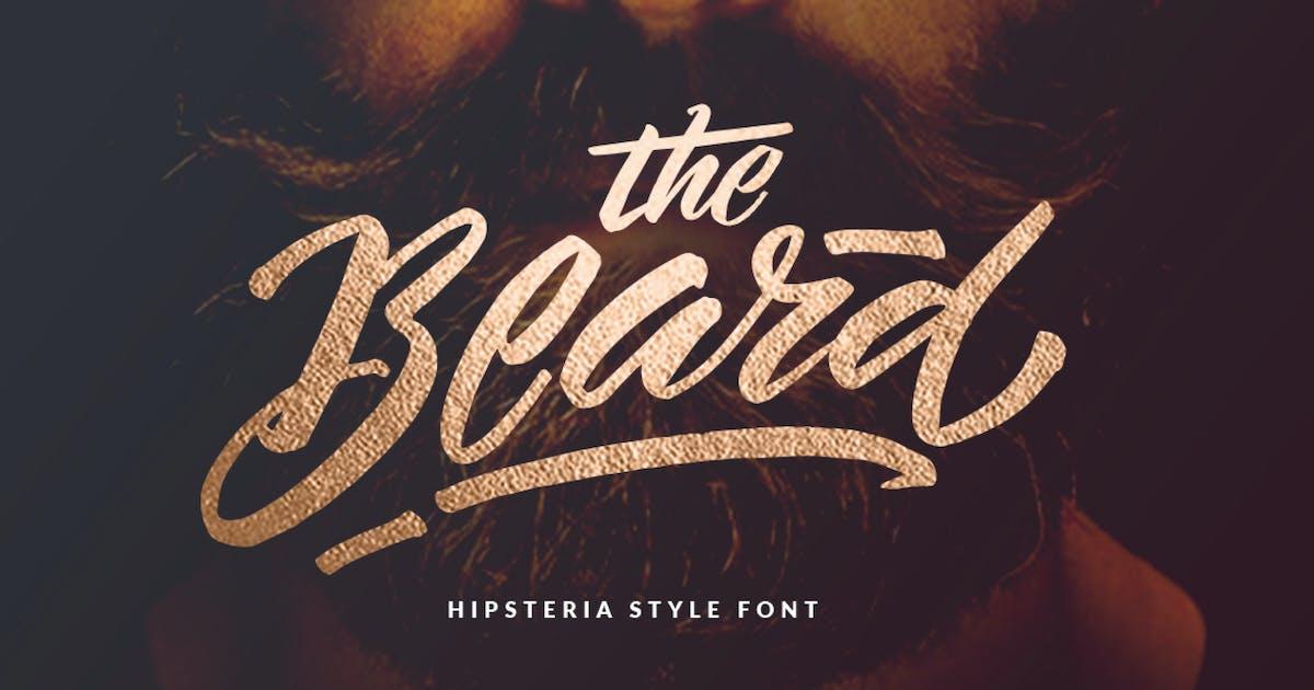 Download The Beard - Branded Logotype by dirtylinestudio