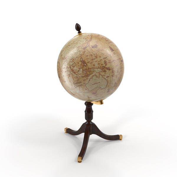 Thumbnail for Antique Globe