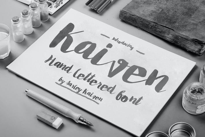 Kaiven Font