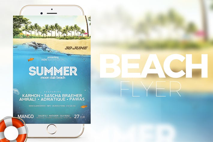 Thumbnail for Beach Flyer