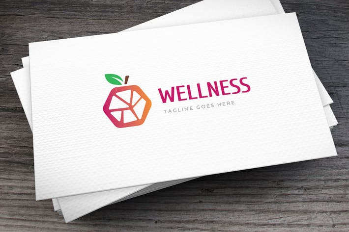 Thumbnail for Wellness Logovorlage