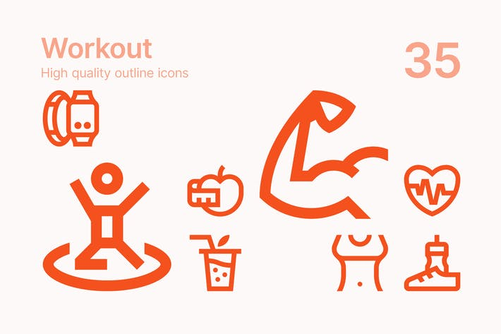 Thumbnail for Workout Icons