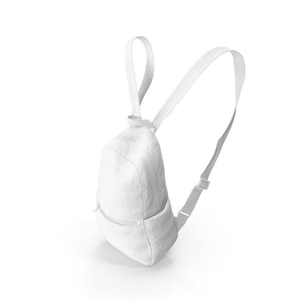 Thumbnail for Women's Backpack White