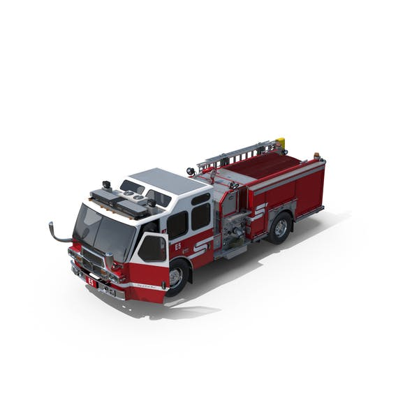 Eastside Fire Engine