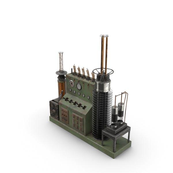 Thumbnail for Statische elektrische Einflussmaschine