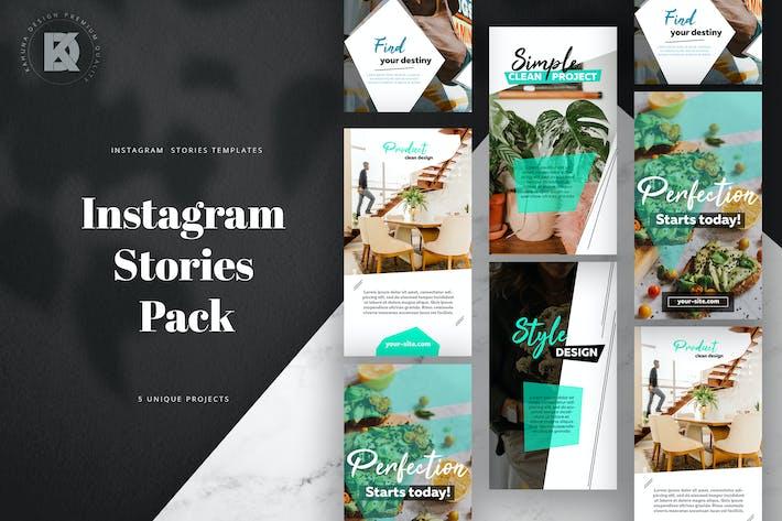 Thumbnail for Instagram Stories Kit / Pack
