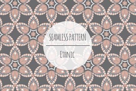Ethnic – Seamless Pattern
