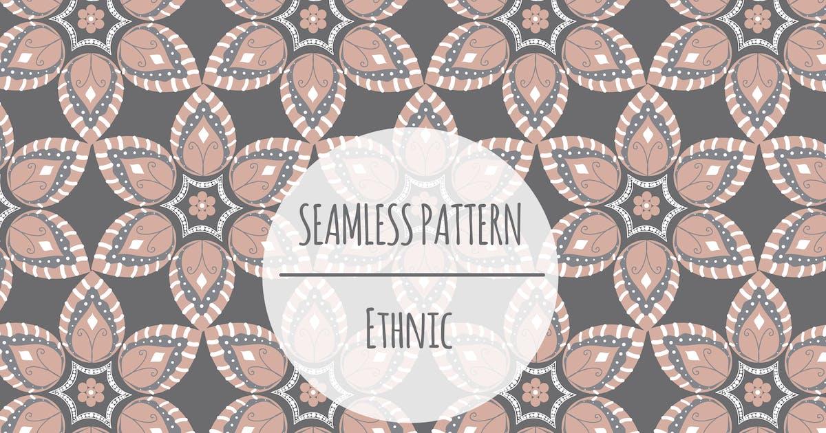 Download Ethnic – Seamless Pattern by designesto