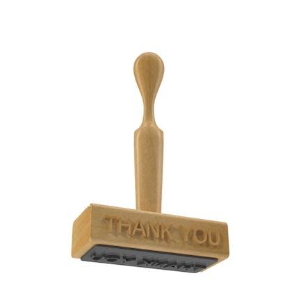 Estampador de Tinta - Gracias