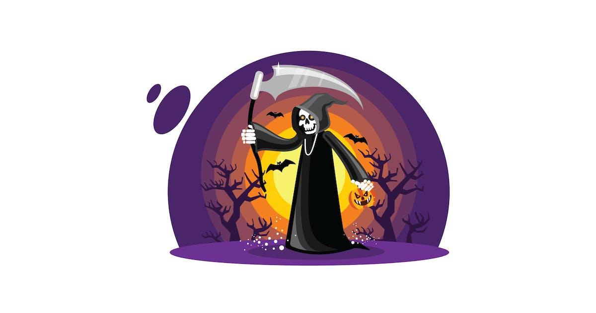 Download Halloween Grim Reaper by IanMikraz
