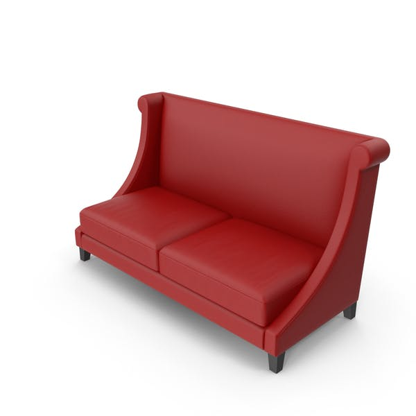 Thumbnail for Leder Club Sofa
