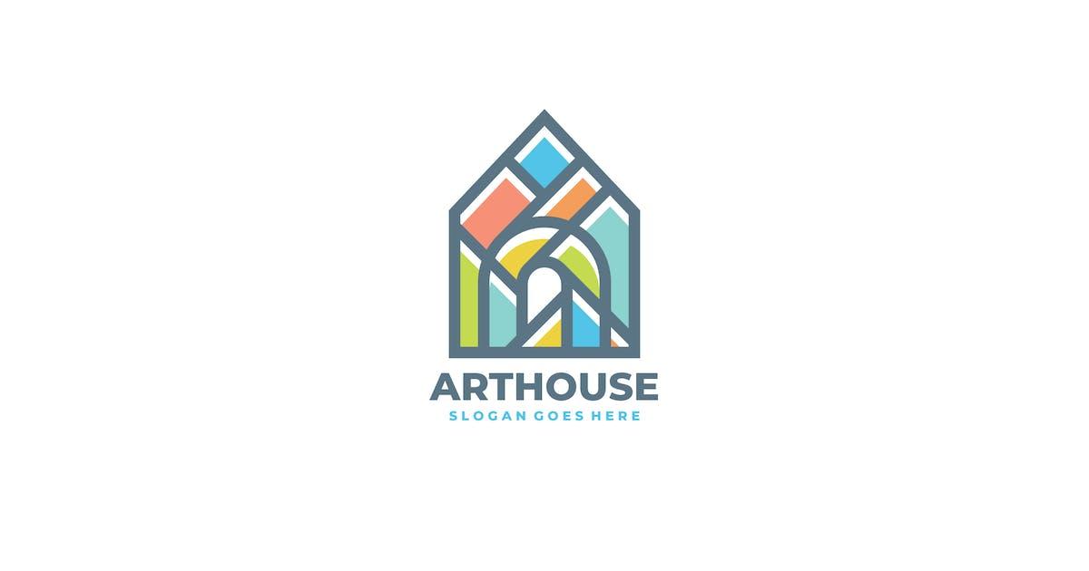 Download Art House Logo by 3ab2ou