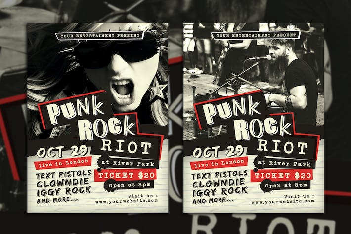 Thumbnail for Punk Rock Concert
