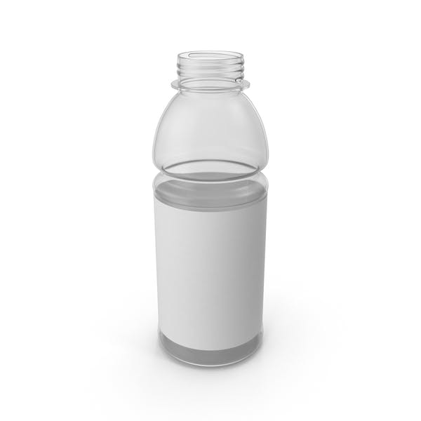 Cover Image for Water Bottle Mockup
