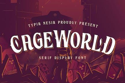 CageWorld - Fuente del juego