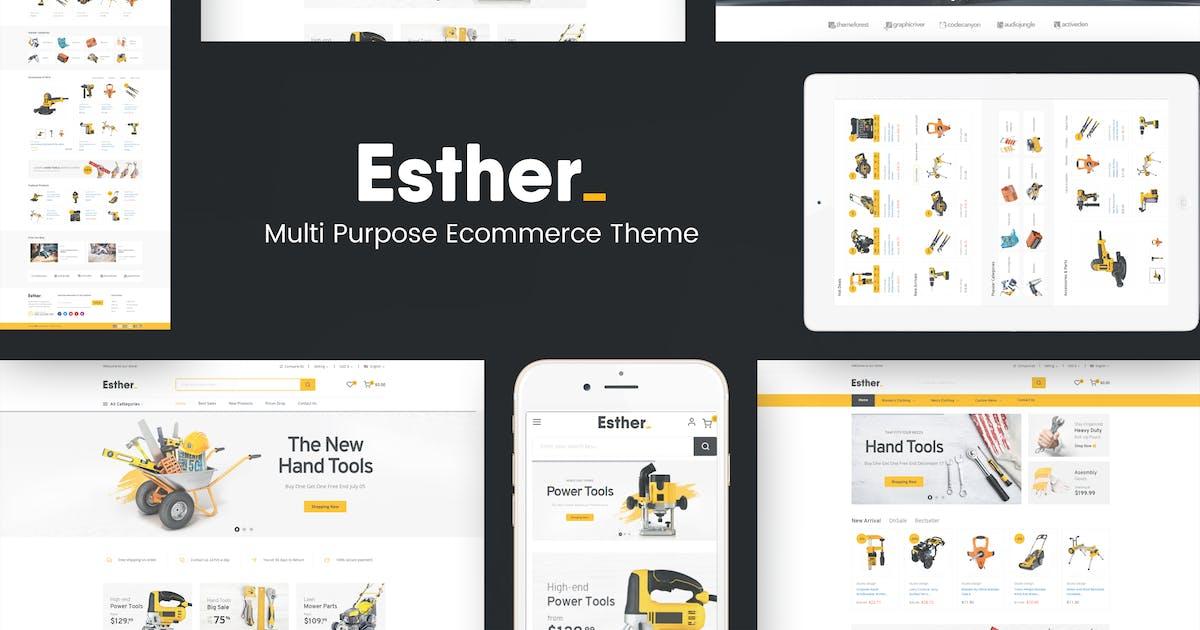Download Esther - Responsive Prestashop Theme by Plaza-Themes
