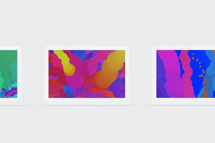 Thumbnail for Zulu – Colourful Minimalistic Template