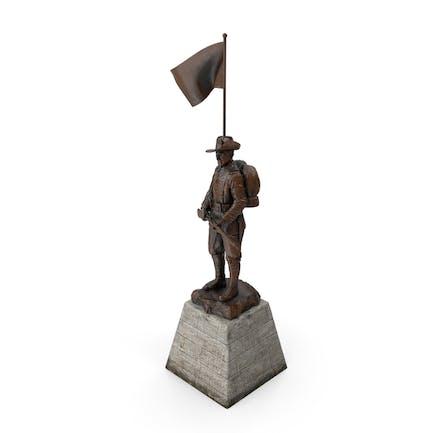 Soldier-Statue