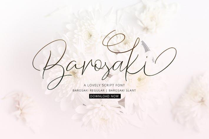 Thumbnail for Script Barosaki