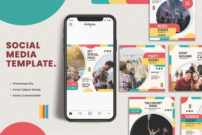 Thumbnail for Event Social Media Kit