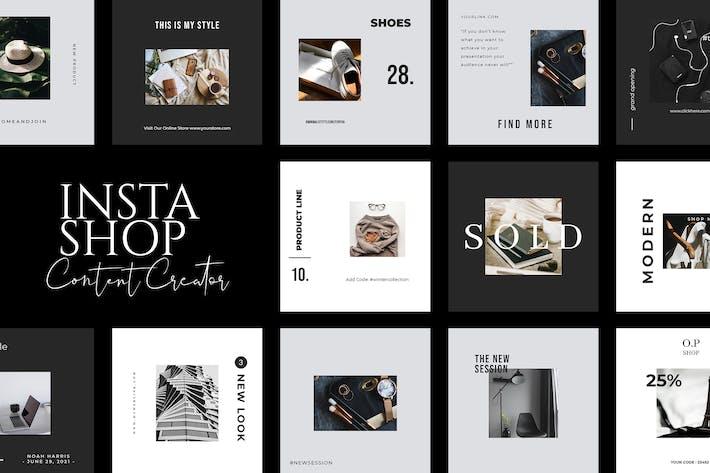 Shop Insta Creator
