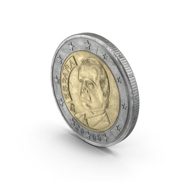 Thumbnail for 2 Euro Coin