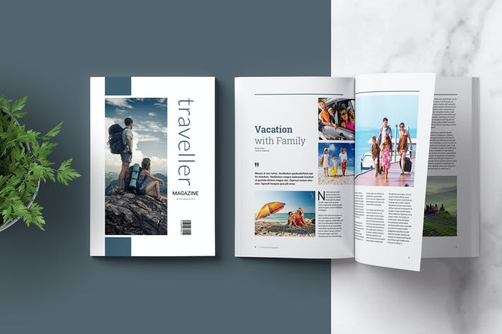 Download 2546 indesign templates envato elements thumbnail for indesign magazine template maxwellsz