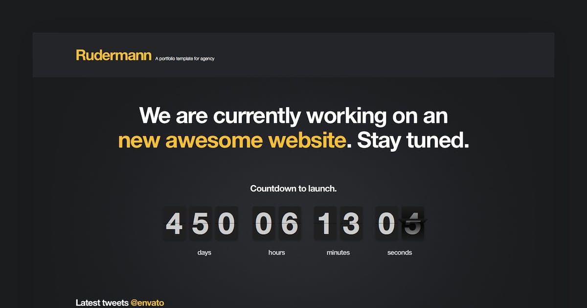 Rudermann Countdown by tvdathemes