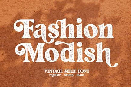 Moda Modish