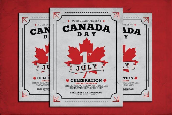 Thumbnail for Kanada TagesFlyer