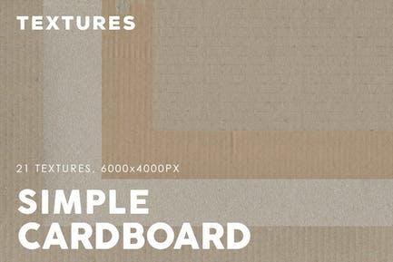 Cardboard Simple Textures