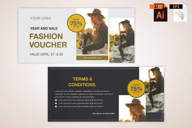 Fashion Voucher vol 3