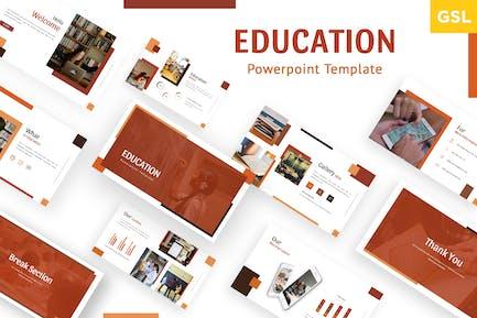 Educator - Google Slides Template