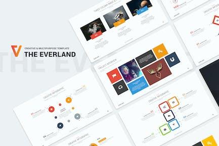 Everland Creative Vorlage