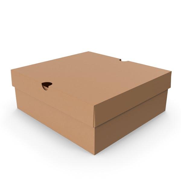 Картонная коробка средний