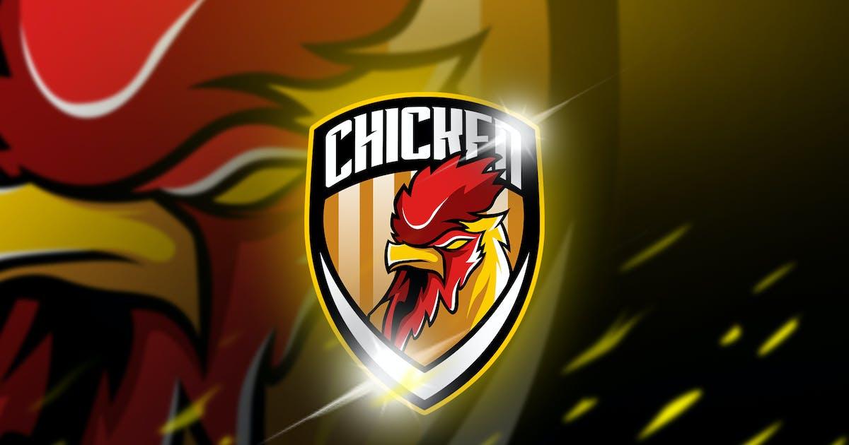 Download Chicken - maskot & logo esport by aqrstudio