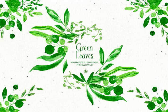 Thumbnail for Green Leaves