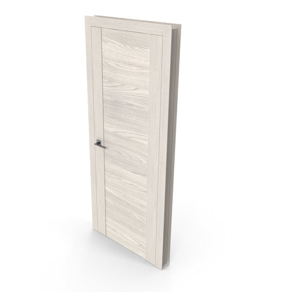 Moderne Tür