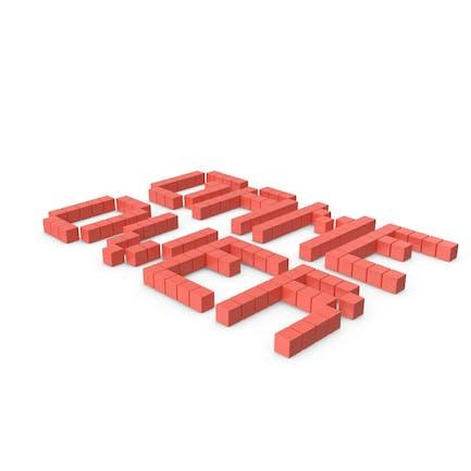 Icono de Juego pixelado