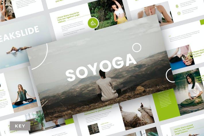 Soyoga - Yoga & Meditation Keynote