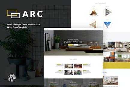 ARC - Interior Design, Decor, Architecture WordPre