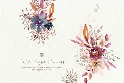 Kalte Nachtblumen