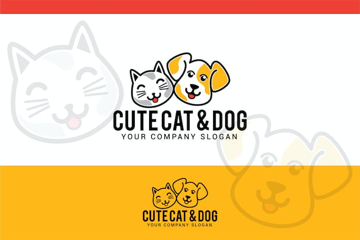 Thumbnail for cute cat & dog