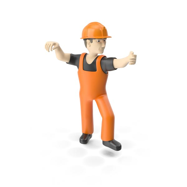 Worker Pose