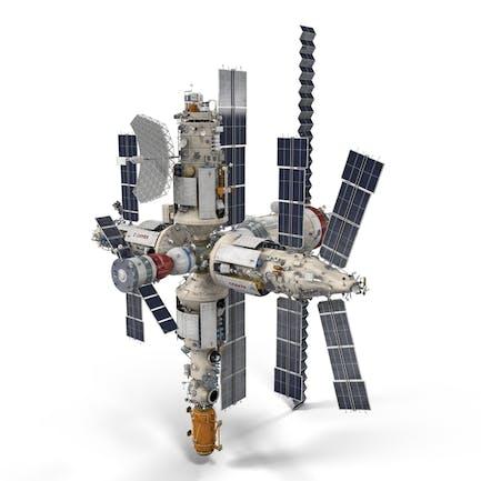 Mir Raumfahrt