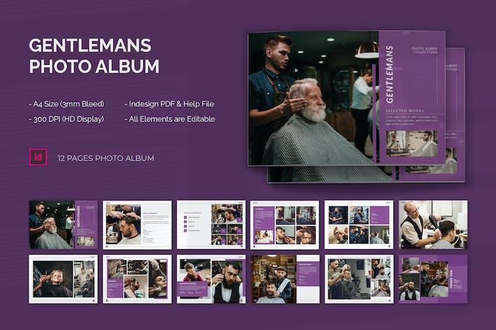 Gentlemans - Photo Album